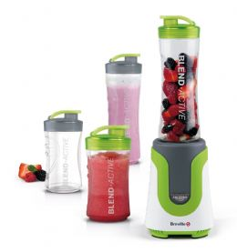 Breville Blend Active Personal Blender Family Pack Smoothie Slushy Maker Juicer